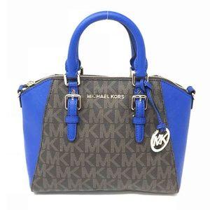 Michael Kors Ciara Medium Messenger Crossbody Bag